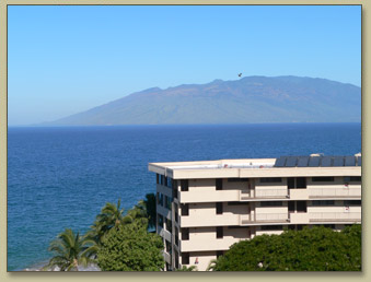 Kihei Surfside one bedroom Maui Condo Rental