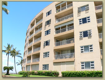 Menehune Shores Resort One Two And Three Bedroom Maui