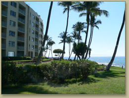 Maui Condo Rentals with ocean and sunset views